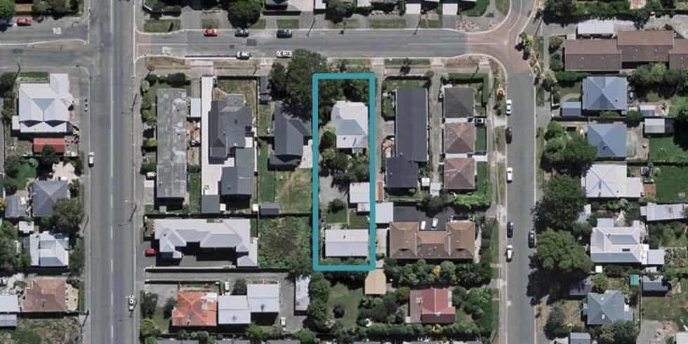 2/156 Canon Street, Edgeware, Christchurch