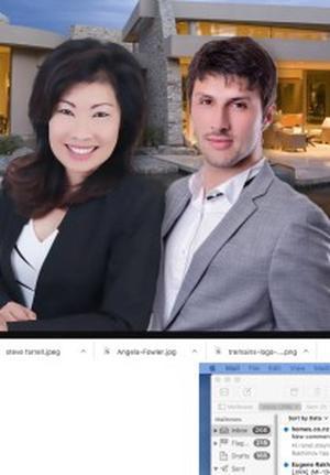 Clara Wu & Armin Pasagic