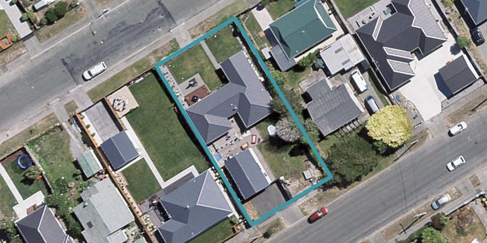 100 Tedder Avenue, North New Brighton, Christchurch
