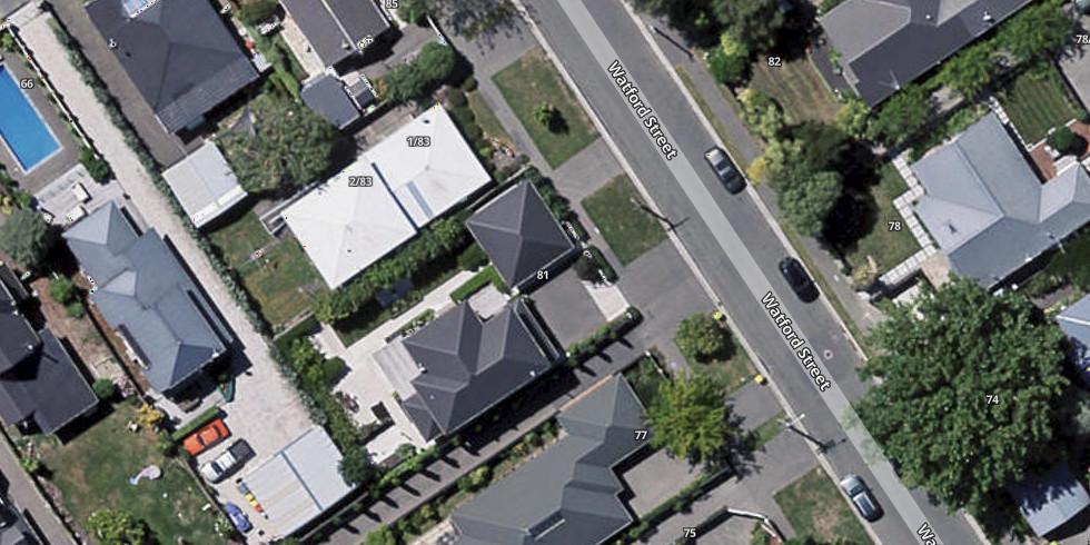 81 Watford Street, Strowan, Christchurch
