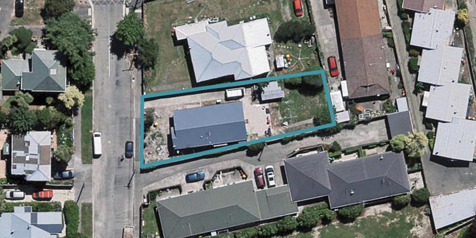 50 Harvey Terrace, Richmond, Christchurch