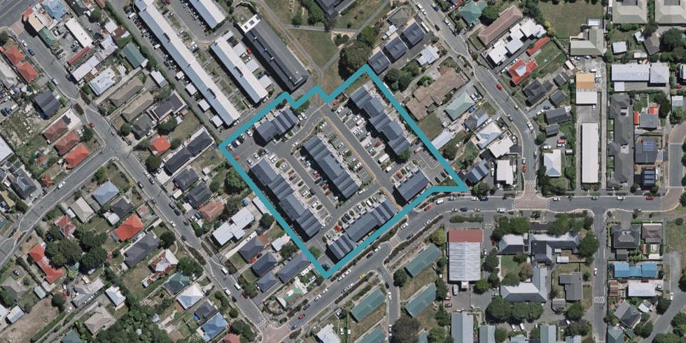 5/31 Poulson Street, Addington, Christchurch