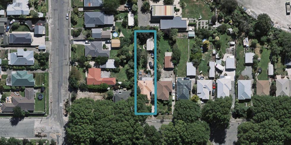 25 Dudley Street, Richmond, Christchurch