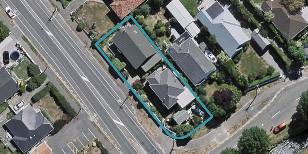 1/2 Barrington Street, Somerfield, Christchurch