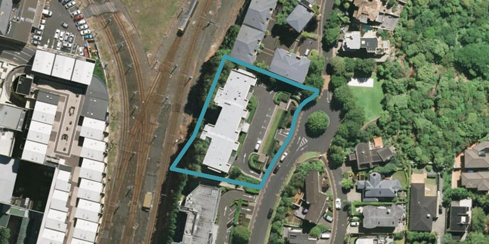 4B/38 James Cook Crescent, Remuera, Auckland