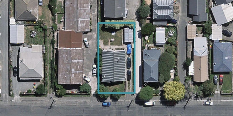 37 Ward Street, Addington, Christchurch