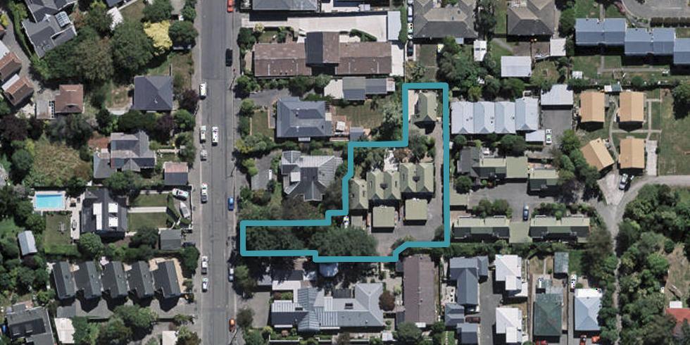 3/20 Bristol Street, St Albans, Christchurch