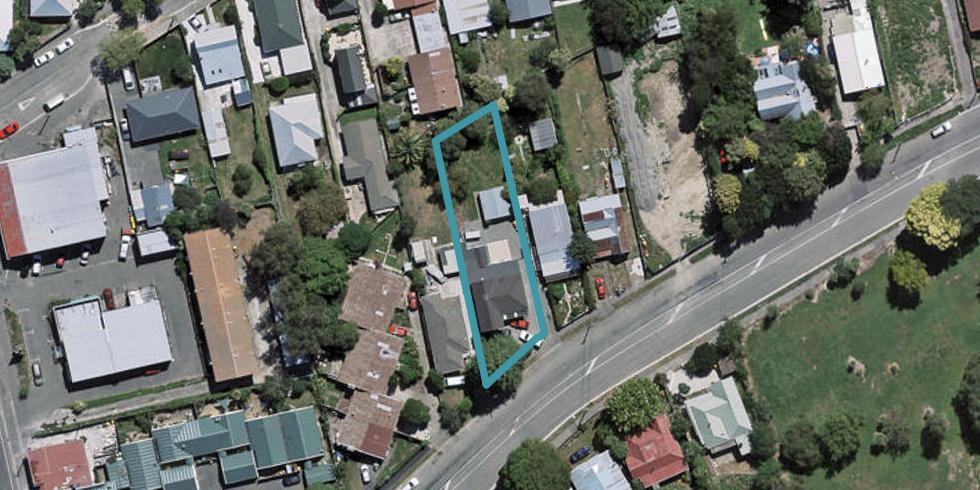 25 Swanns Road, Richmond, Christchurch