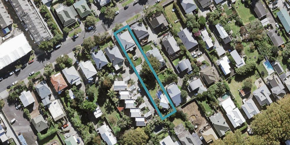 RATES 1-3/68 Sackville Street, Grey Lynn, Auckland