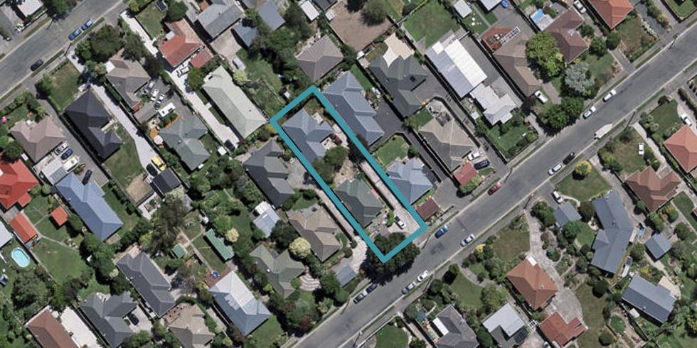 2/28 Dalkeith Street, Hoon Hay, Christchurch