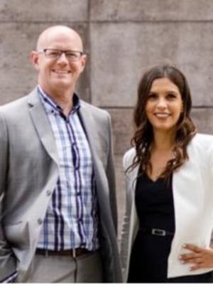 Steve Rodwell & Elise Boulieris