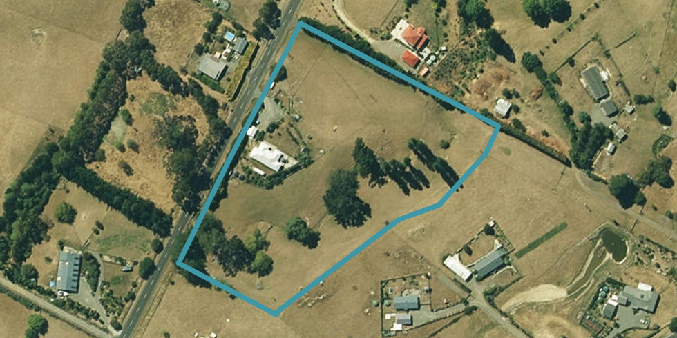 315 White Road, Waipawa