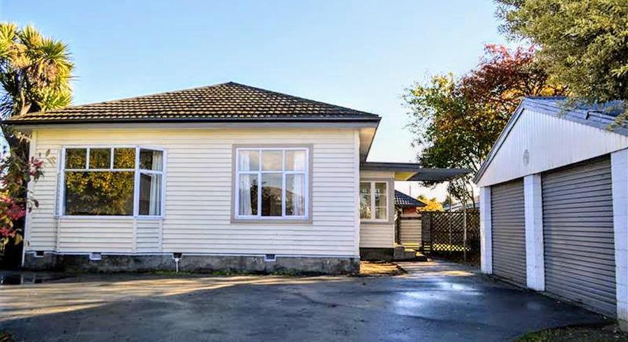 7 Euston Street, Riccarton, Christchurch