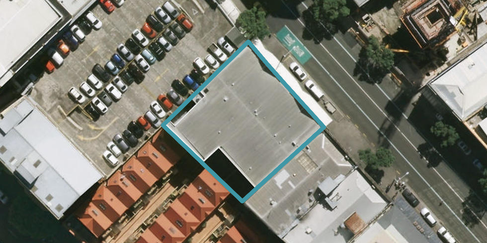 2C/75 Anzac Avenue, Auckland Central, Auckland