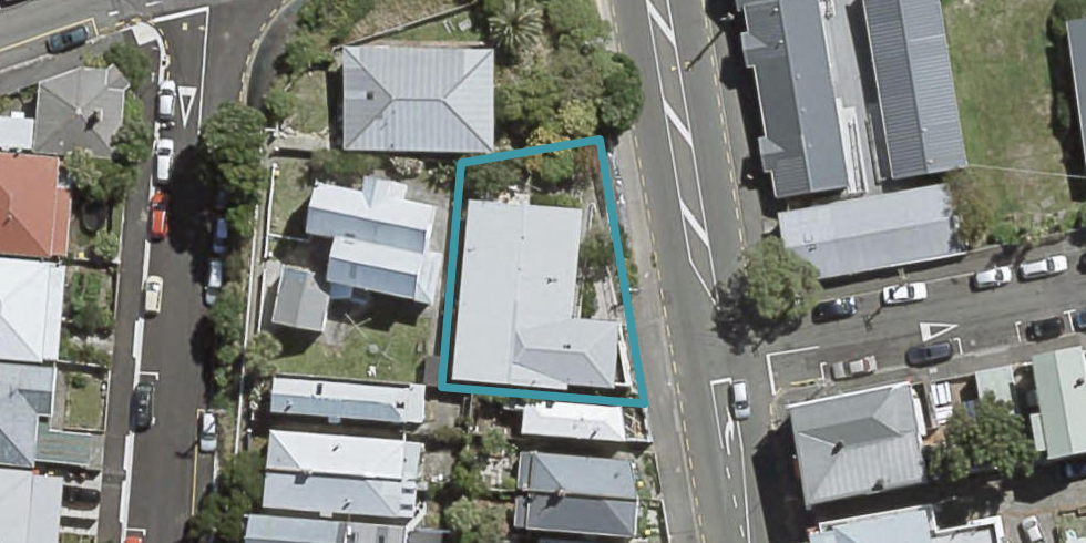 58 Wallace Street, Mount Cook, Wellington