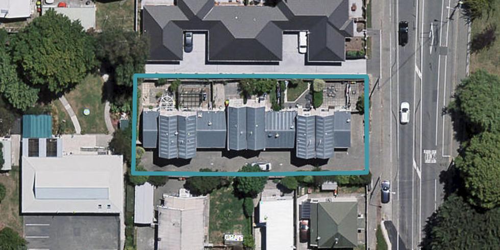 5/115 Waltham Road, Sydenham, Christchurch
