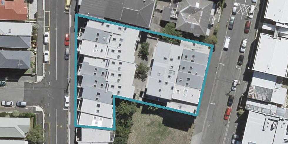 20/185 Tasman Street, Mount Cook, Wellington