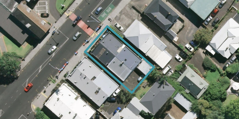 Free Property Data For 4/538 Parnell Road, Parnell