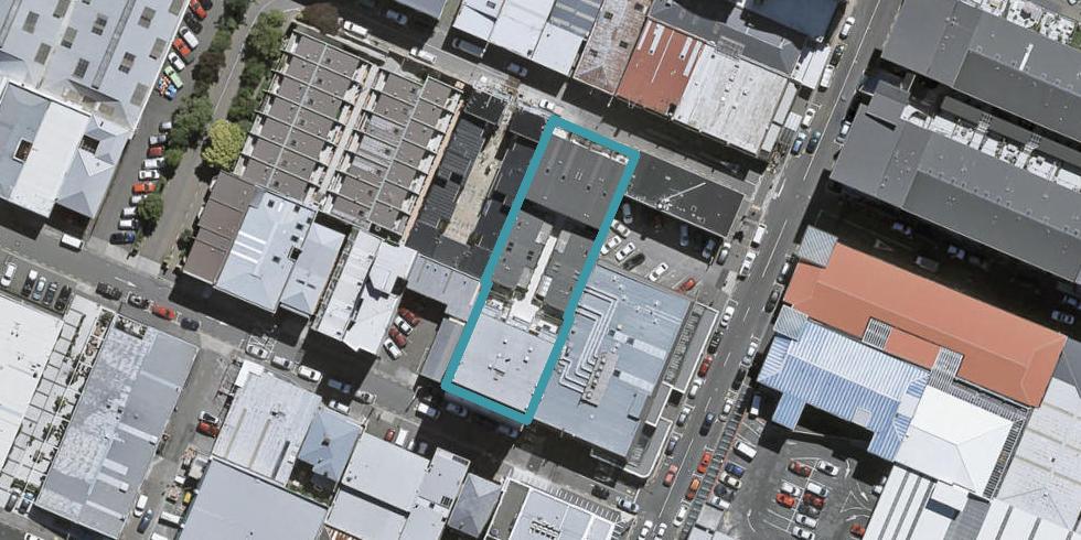 23/35 Jessie Street, Te Aro, Wellington