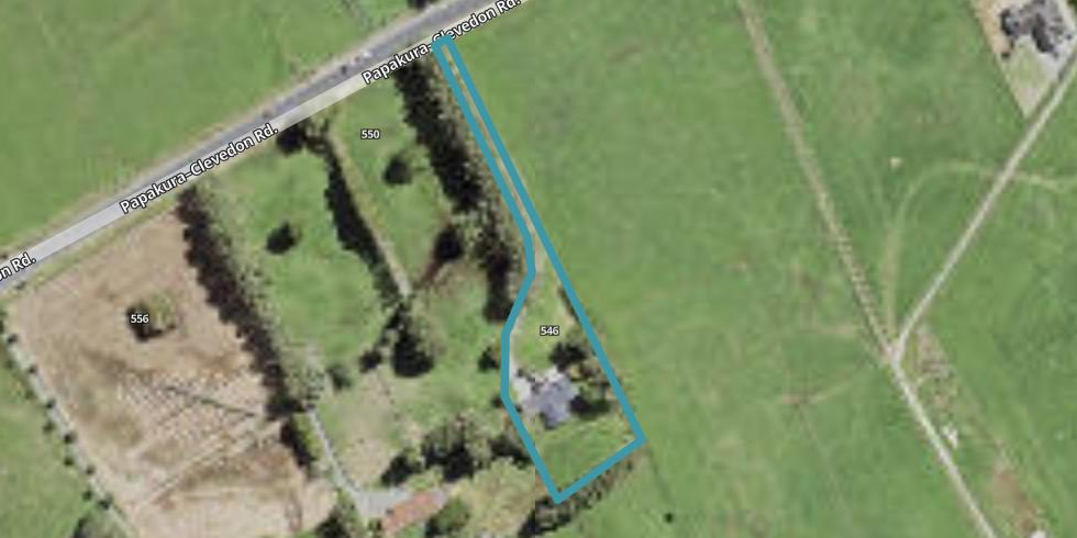546 Papakura-Clevedon Road, Ardmore