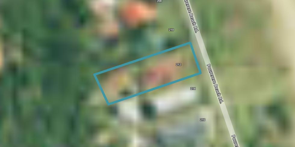 212 Pourerere Beach Rd, Aramoana, Omakere