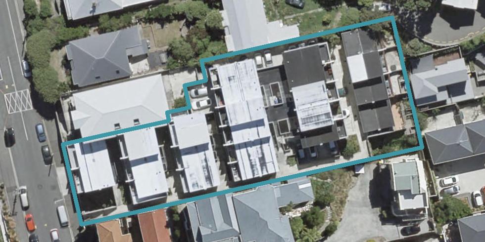 14/25 Daniell Street, Newtown, Wellington