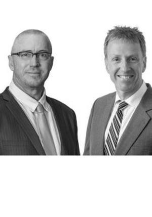 Adam Cockburn and Brent Gilbert
