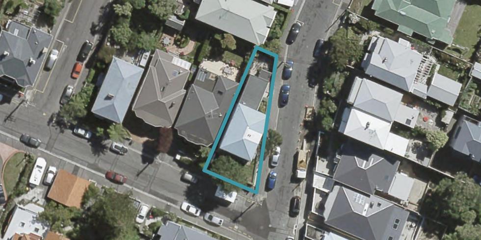 19 Armour Avenue, Mount Victoria, Wellington
