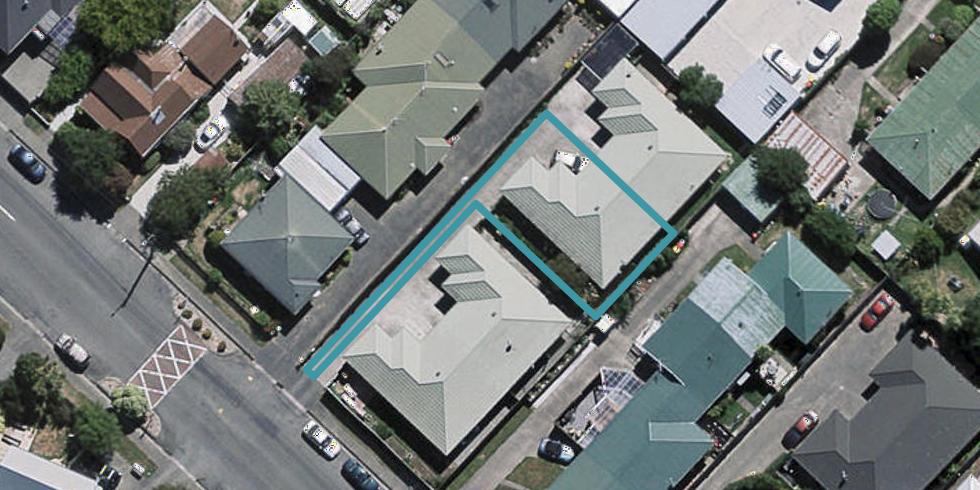 107 King Street, Sydenham, Christchurch