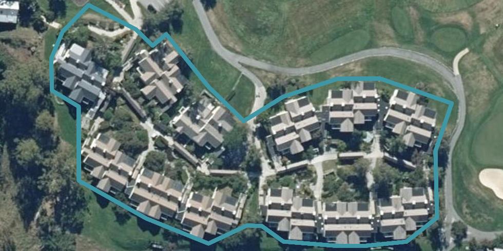 136/135 The Villas, Millbrook Resort, Arrowtown