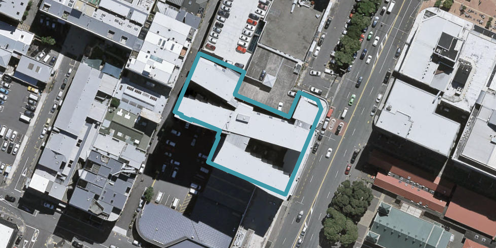 1017/74 Taranaki Street, Te Aro, Wellington