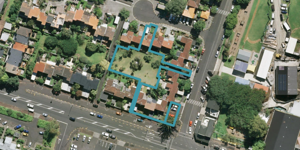 6 Sheridan Lane, Freemans Bay, Auckland