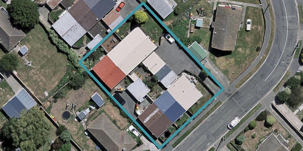 12/20 Dickson Crescent, Hornby, Christchurch