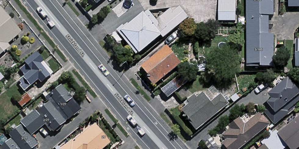 44 Strickland Street, Sydenham, Christchurch