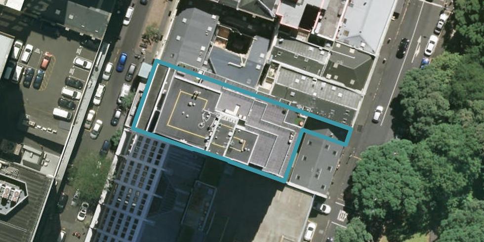 1207/6 Lorne Street, Auckland Central, Auckland