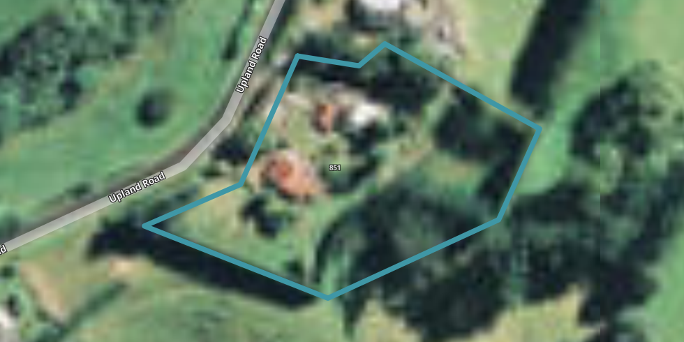 851 Upland Road, New Plymouth