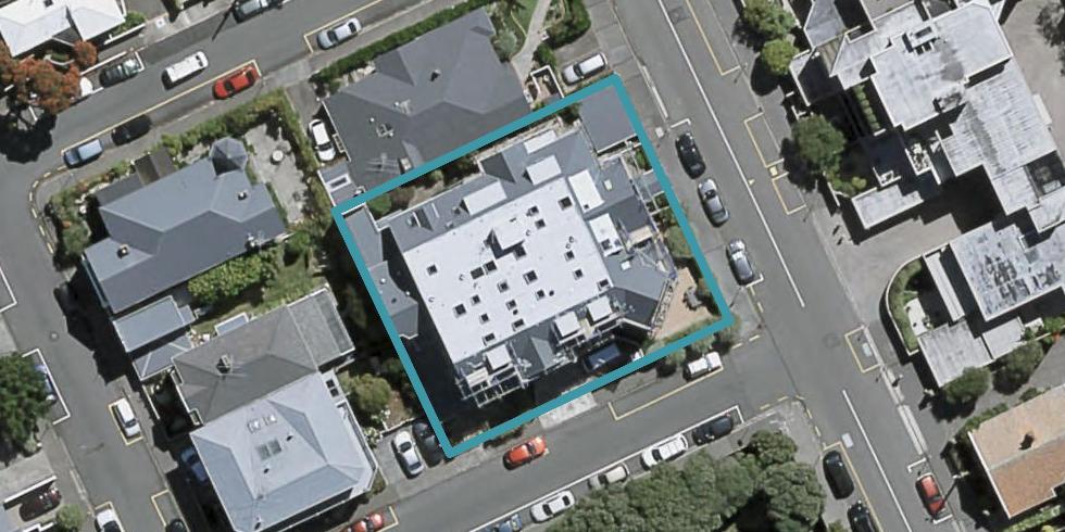 13/33 Hobson Street, Thorndon, Wellington