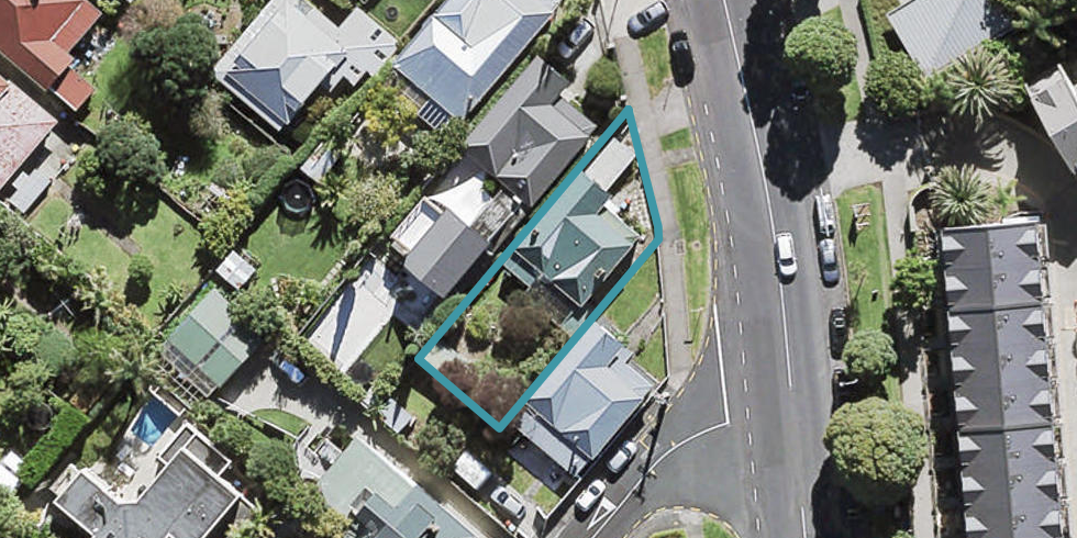 335 Richmond Road, Westmere, Auckland