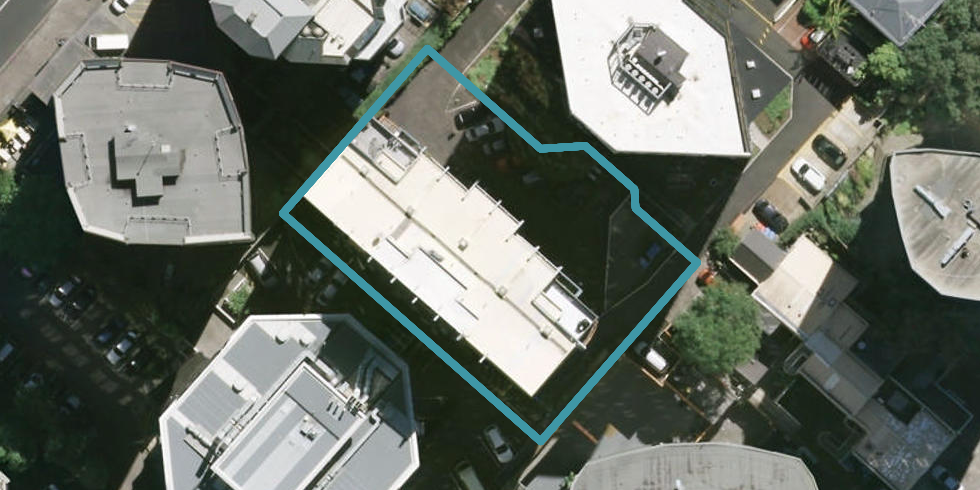 9R/3 Whitaker Place, Grafton, Auckland