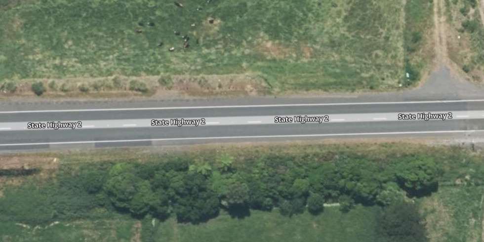 2999 State Highway 2, Pukehina