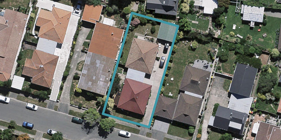 1/8 Camrose Place, Ilam, Christchurch