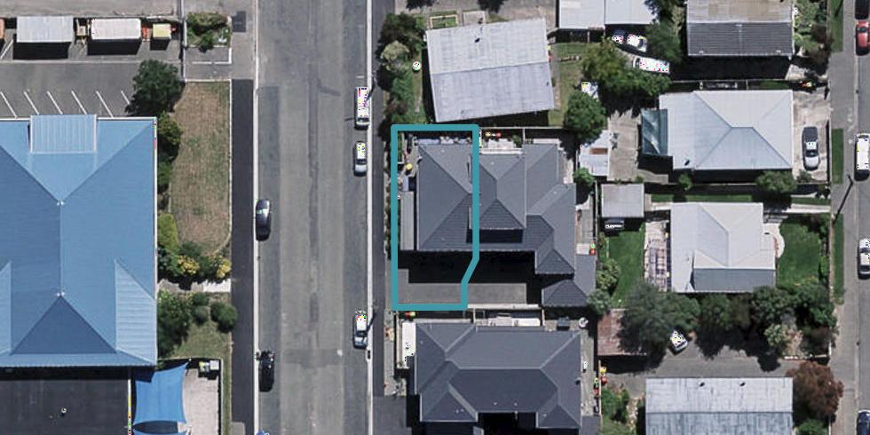 A/70 Packe Street, Edgeware, Christchurch