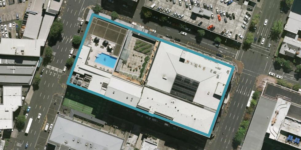 715/35 Hobson Street, Auckland Central, Auckland
