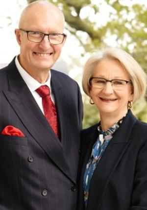 Stanley & Barbara Armon