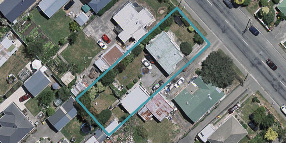 60 Amyes Road, Hornby, Christchurch