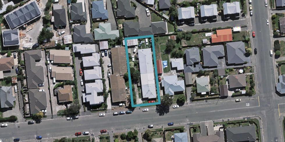 1/64 Elizabeth Street, Riccarton, Christchurch