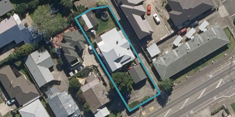 181 Featherston Street, Palmerston North