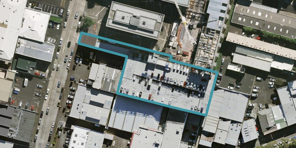 CARPARK 23/8 Nugent Street, Grafton, Auckland