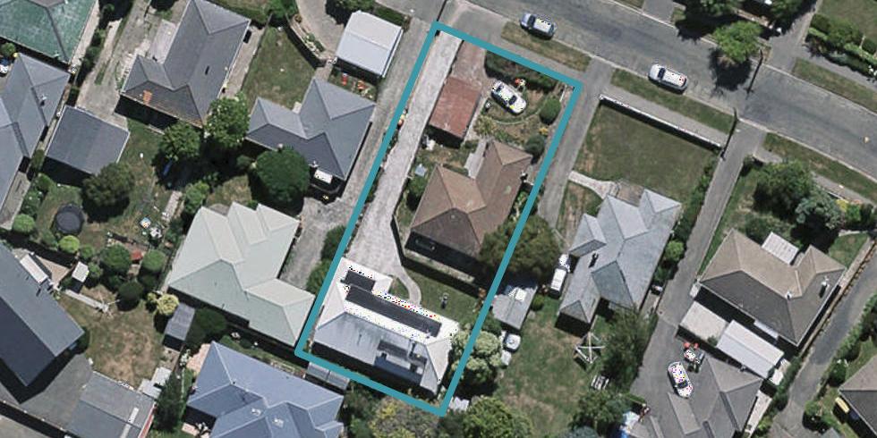 2/25 Pinehurst Crescent, Russley, Christchurch