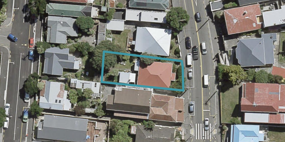 78 Wallace Street, Mount Cook, Wellington